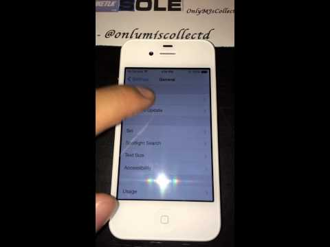 Brand New Apple Refurbished iPhone 4S White 32GB for AT&T