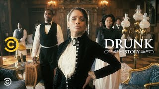Mary Ellen Pleasant Becomes a Rich, Black Abolitionist (feat. Lisa Bonet) - Drunk History