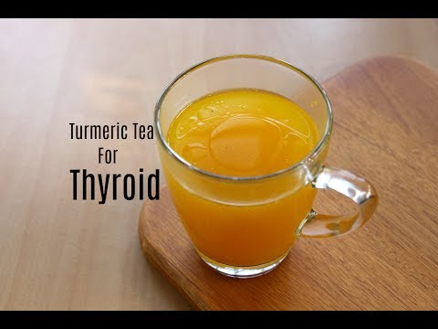 Turmeric Tea For Thyroid Weight Loss - Get Flat Belly In 5 Days - Lose 5 kgs Without Diet/Exercise