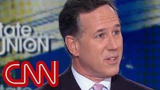 Rick Santorum rips James Comey