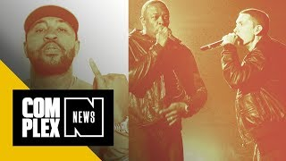 Mike Will Made-It is Putting in Studio Time with Eminem and Dr. Dre