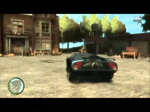 GTA 4 Secret Car Location