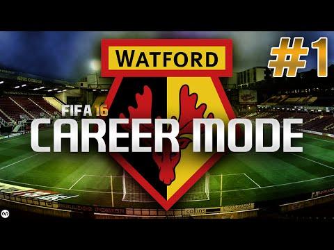 FIFA 16 CAREER MODE | #1 | Watford