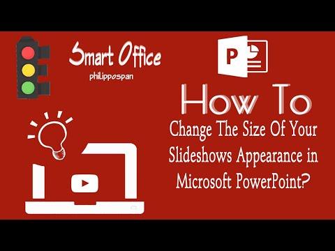 Go Widescreen in PowerPoint 13