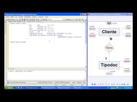 Tutorial Consultas SQL SERVER (Creacion y manipulacion de tablas)