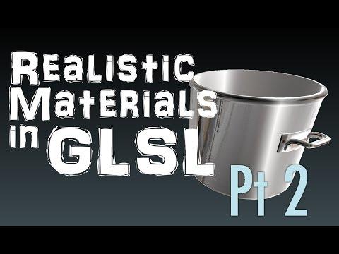 Realistic Viewport Materials in Blender Part 2