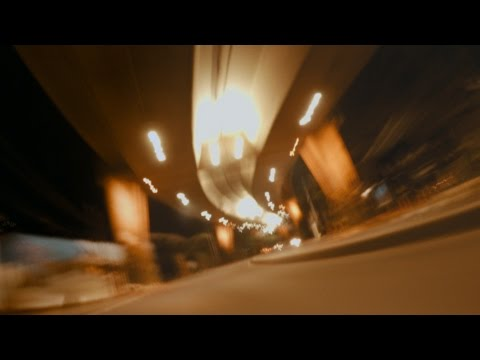 Driving timelapse in Jakarta Indonesia, gopro hero 5 black