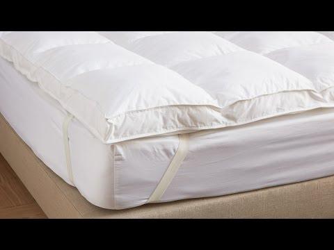 Luxury Deep Fill Microfibre Topper | Soak&Sleep