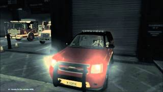 [gta Iv] Chicago Fire Department - Battalion Chief 1