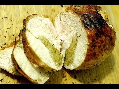 Stuffed Turkey Breast from Whole Foods market