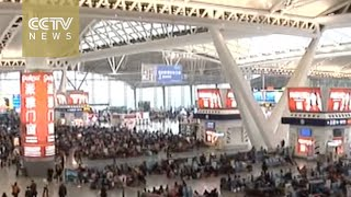 China's Spring Festival travel rush begins amid cold front