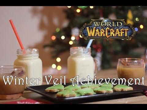 Yılbaşı Özel | World of Warcraft Winter Veil Gourmet Achievement'ını Alıyoruz!