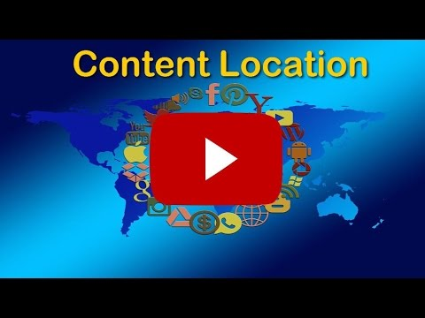 Change YouTube Content Location Easily (Disable country Localisation)