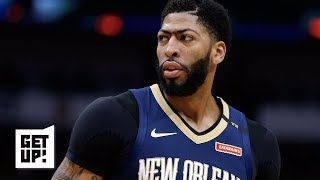 Anthony Davis wants to be traded to a championship contender – Woj | Get Up!