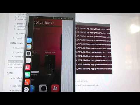 Ubuntu Touch Emulator in Ubuntu 13.10