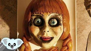ANNABELLE Cake | Scary Halloween Ideas