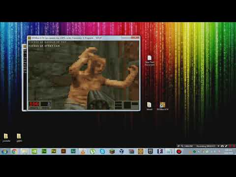 how to mount any abandonware game on DosBox real and easy  part 2