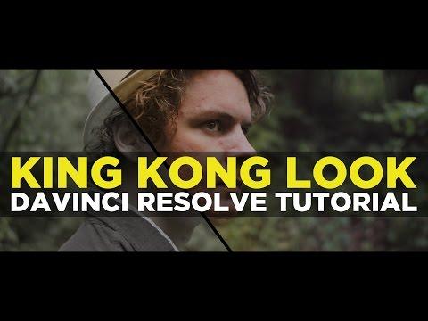 King Kong (2017) Look - Davinci Resolve 12.5 Tutorial