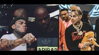 FBI Picked Sunday To Arrest 6ix9ine After Finding Out His Fired Employees Were Planning Revenge
