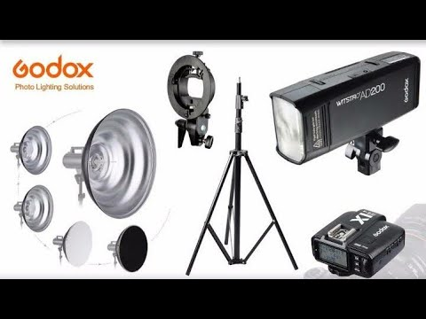 Godox AD200 with Nikon D850 Full Review | Worth it or Not !!