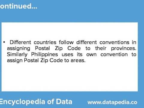 Philippines Postal Codes Lookup