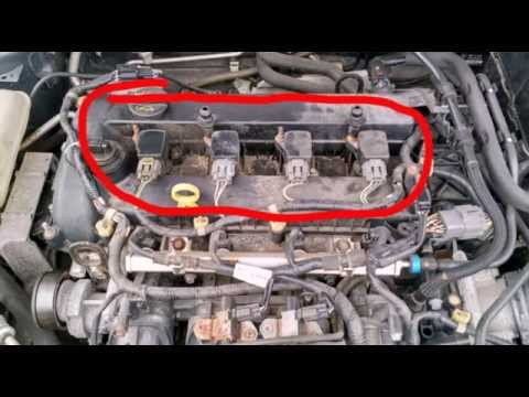 2006 Mazda 3 Spark Plug Replacement