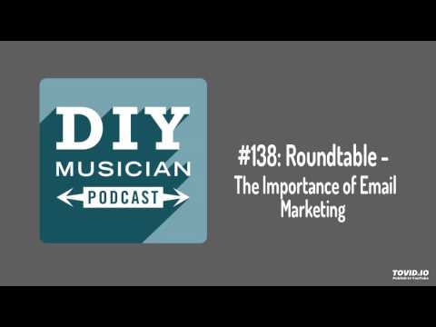 #138: Roundtable – The importance of email marketing