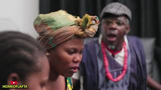 african parent THE ROBBERY | Homeoflafta comedy
