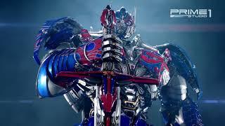 MMTFM-16: Optimus Prime (Transformers: The Last Knight)