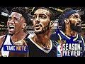 Utah Jazz NBA Season Preview Rudy Gobert Donovan Mitchell Mike Conley 2019 20