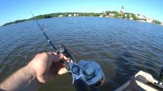 рыбалка в марте в швеции