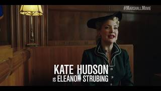 MARSHALL - Kate Hudson - In Theaters October 13