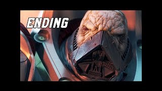 DESTINY 2 Walkthrough Part 16 - ENDING + FINAL BOSS GHAUL (PS4 Let