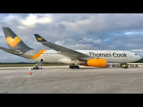 Thomas Cook Premium Economy Review- Manchester to Holguin, Cuba- A330