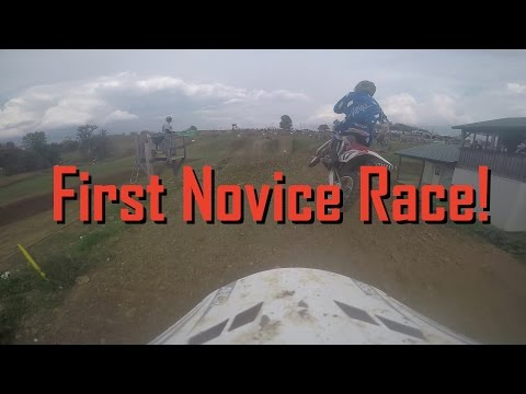 First Novice Race   Cato MX   Open Novice   Moto 2   10/16/2016