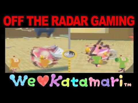 WE (heart) KATAMARI - Off The Radar Gaming