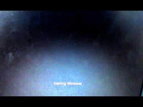 Infinite boot loop of windows 7