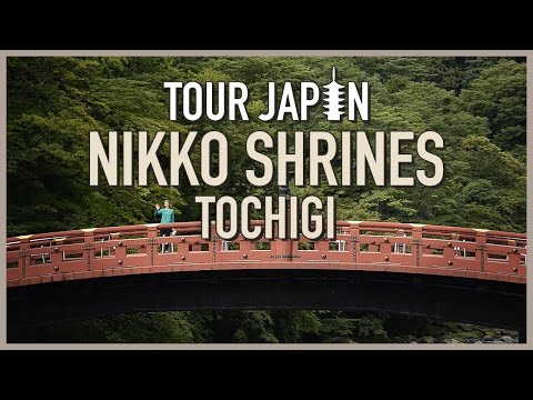 Visiting the UNESCO Shrines & Temples in Nikko (guide)