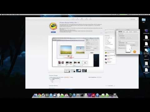 How to Record Games, FPS and Screencasts on Mac OSX - MindPower009