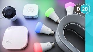 Best Tech Gift Ideas - Smart Home Tech!
