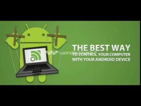 How to control your PC in your ANDROID, IPHONE, IPAD, WINDOWS PHONE.