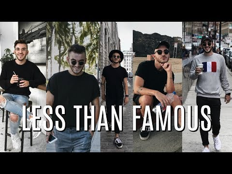 WHY I'M PROUD TO BE #LESSTHANFAMOUS