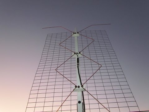 HOW TO MAKE THE GRAY HOVERMAN TV ANTENNA