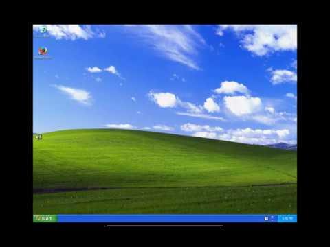 4096MB of RAM on Windows XP