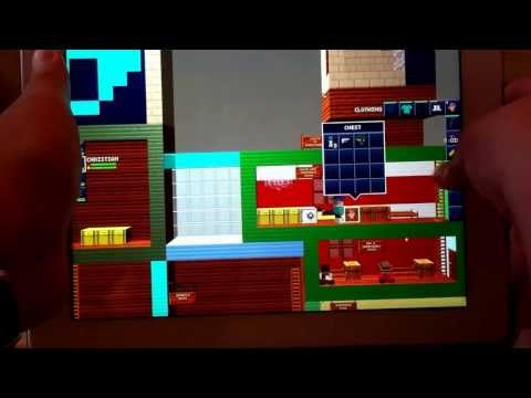 DD10 plays Blockheads Episode 6- Make Train!!