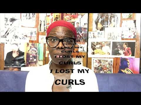 Confessional: How I Lost My Curls