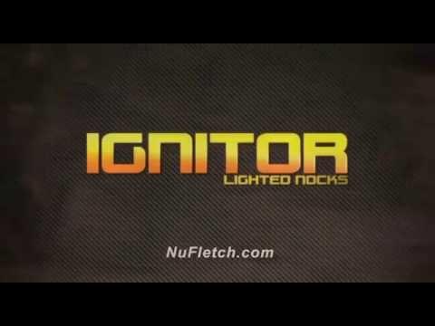 IGNITOR The BEST Lighted Nocks - Tutorial by Tom Miranda