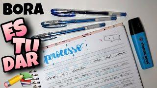 Study Vlog | Refazendo Anotações E Dicas Que Vão Te Ajudar!!!