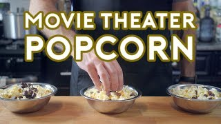Binging with Babish: Movie Theater Popcorn & Raisinets from Whiplash