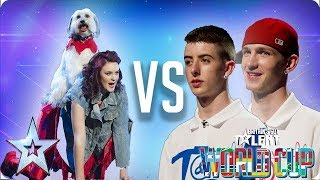 QUARTER FINALS: Ashleigh & Pudsey vs Twist & Pulse | Britain